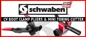 Schwaben CV Boot Clamp Pliers & Mini Tube Cutter
