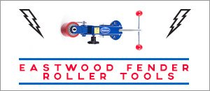 Eastwood Fender Rollers and Accessories