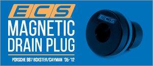 Porsche 987 Boxster/Cayman ECS Magnetic Drain Plug