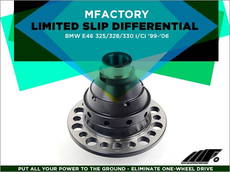 ECS Tuning :: MFactory Limited Slip Differential are now