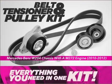 ECS News - Mercedes-Benz W204 Belt Tensioner &