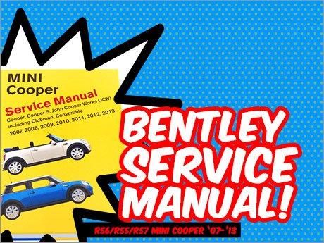 mini clubman 2013 service