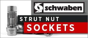 Schwaben Strut Nut Sockets