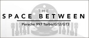 Porsche 997 Turbo/GT2/GT3 ECS Wheel Spacer Kits