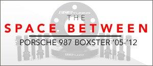 Porsche 987 Boxster ECS Wheel Spacer Kits