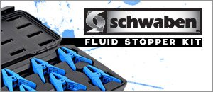 Schwaben 8 Piece Fluid Line Stopper Kit