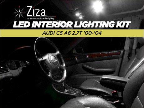 Ecs News Audi C5 A6 Ziza Lighting Products