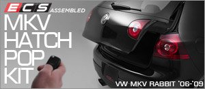 VW MKV Rabbit Hatch Pop Kit