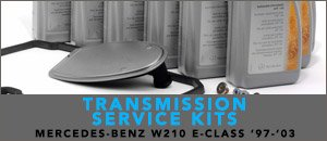 Mercedes-Benz W210 E-Class Transmission Service Kits
