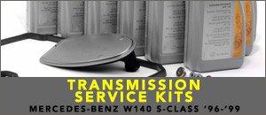 Mercedes-Benz W140 S-Class Transmission Service Kits