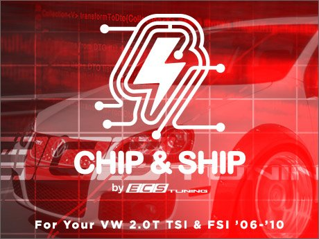 ecs news vw  tsi fsi chip ship program