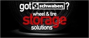 Schwaben Wheel & Tire Storage Solutions