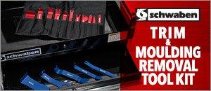 Schwaben Trim & Moulding Removal Tool Kits