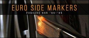 Porsche 996 Euro Side Markers