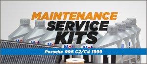 Porsche 996 C2/C4 1999 Service Kits