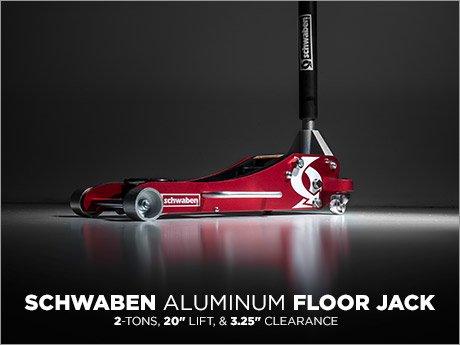Ecs News The New Schwaben Low Profile 2 Ton Aluminum
