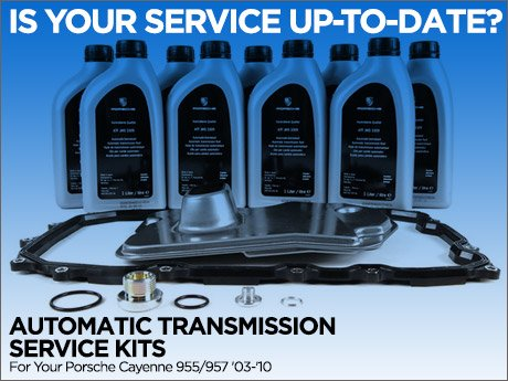 ECS Tuning :: 955/957 Transmission Service Kits