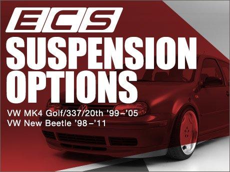 Koni Sport Yellow Front Shock 98-11 Volkswagen New Beetle