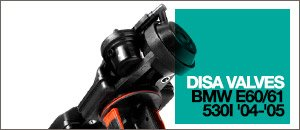 BMW E60 530 DISA Valve Kits