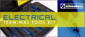 Schwaben Euro Electrical Terminal Tool Kit
