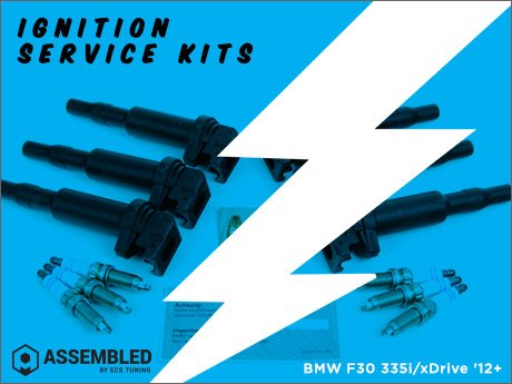 ECS News - Ignition Service Kit for your BMW F30 335i N55