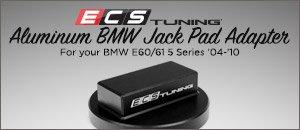 BMW E60/61 5 Series ECS Jack Adapter