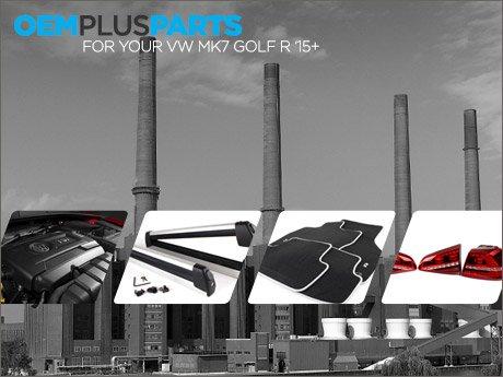 ECS News - OEM Plus Parts for your VW MK7 Golf R
