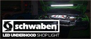 Schwaben LED Underhood Shop Light