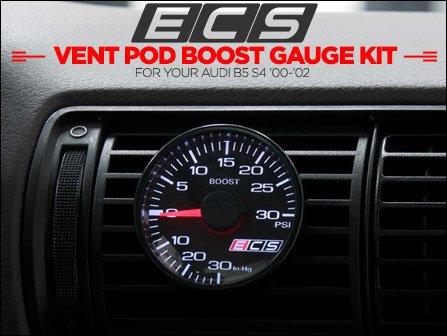 20150904131327_large ecs news audi b5 s4 ecs vent pod boost gauge kit B6 S4 at fashall.co
