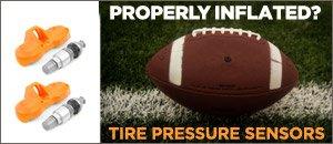Huf Tire Pressure Sensors for your BMW E60/61 5 Series