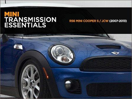 ECS News - Transmission Essentials for your MINI R56