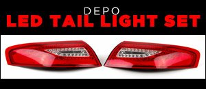 LED Tail Lights for your Porsche 996