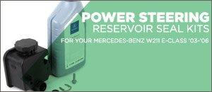 Power Steering Seal Kits | Mercedes-Benz W211 E-Class