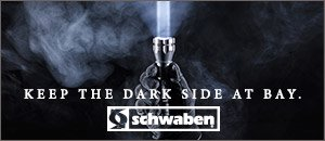 Schwaben 300 Lumen LED Flashlight