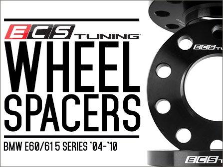 Ecs News Bmw E60 61 5 Series Wheel Spacers