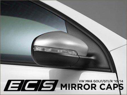 Ecs News Vw Mk6 Golf Gti R Ecs Mirror Caps
