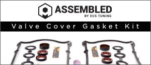 Audi C5 A6 2.7T ECS Assembled Valve Cover Gaskets