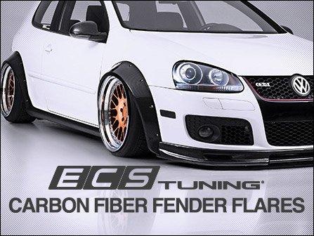 ECS Tuning :: VW MK5 GTI ECS Tuning Carbon Fiber Fender