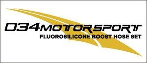 034 Motorsport Fluorosilicone Boost Hose Kit   8V A3