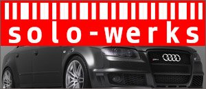 Audi B7 RS4 Solo-Werks S1 Coilovers