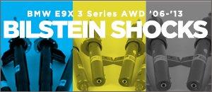 BMW E9X 3 Series AWD Bilstein Shocks