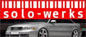 Audi B5 S4 Solo-Werks S1 Coilovers