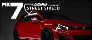 MK7 Golf/GTI/R ECS Street Shield Aluminum Skid Plate