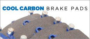 Cool Carbon Brake Pads | Porsche 997 C2S/C4S/T4S/GTS