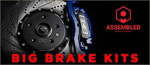 ECS Assembled Big Brake Kits | VW MK7 Golf/GTI