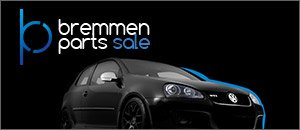 Bremmen Parts Sale for your VW MK5 GTI