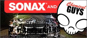 Sonax & Chemical Guys Car Care Products