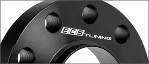 ECS Wheel Spacers for your Audi 5x112 66.56mm cb