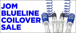 JOM BlueLine Coilover Sale | BMW E60 5 Series