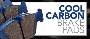 BMW E60 530i Cool Carbon Brake Pads